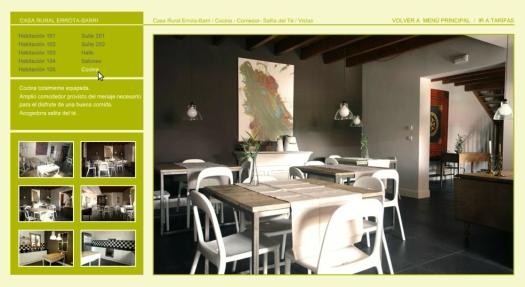 Casa Rural Errota Barri - Imagen-Señaletica - Josu Barotin - Diseñador